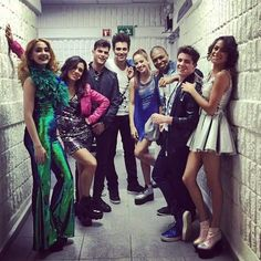 Image shared by Tini Stoessel Find images and videos about martina stoessel, violetta and jorge blanco on We Heart It - the app to get lost in what you love. Violetta Outfits, Violetta Disney, Violetta And Leon, Violetta Live, Disney Channel Shows, Disney Shows, Serie Disney, Netflix Kids, Son Luna