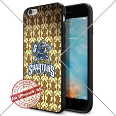 Case UNC Greensboro Spartans Logo NCAA Cool Apple iPhone6 6S Case Gadget 1352 Black Smartphone Case Cover Collector TPU Rubber [Sherlocked] Lucky_case26 http://www.amazon.com/dp/B017X141N0/ref=cm_sw_r_pi_dp_Yfktwb1QEH2BQ