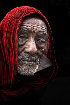 Impressive Wisdom ~ Scarlet by Nabarun Bhattacharya on 500px