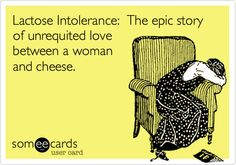 I have said for years that I have an unrequited love affair with cheese!