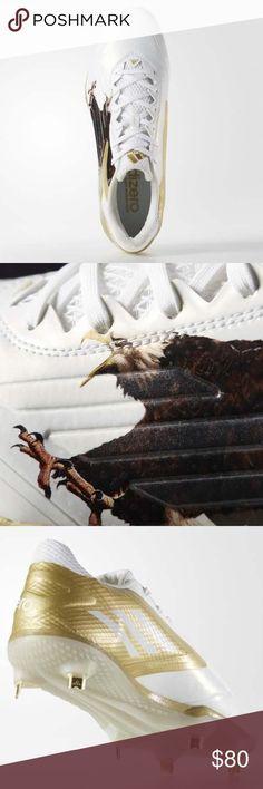 Adidas adizero Afterburner 2.0 Men Baseball Shoes Adidas adizero Afterburner 2.0 Uncaged Men Baseball Shoes Adidas Shoes Rain & Snow Boots
