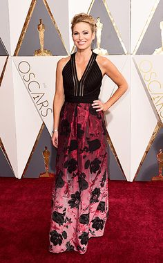 Oscars 2016: Red Carpet Style | Amy Robach