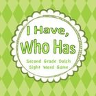 This I Have, Who Has sight word game includes all of the Second Grade Dolch words. I have included two sets of games to accommodate all of the word...