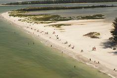 North Beach at St. Petersburg's Fort DeSoto Park