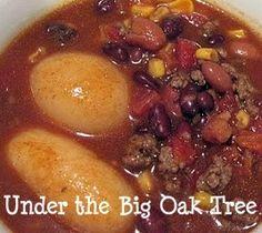 Under the Big Oak Tree: Cowboy Stew