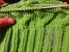 Knitting basics for those who just begin knitting with pictures, explanations and experienced knitter for answering the questions. Begin knitting now.