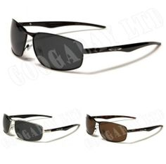 XLOOP mens polarised designer sunglasses various colours 484 new | eBay