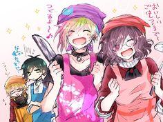 Anime Style, The Wolf Game, Cool Anime Pictures, Neko Boy, Cool Anime Guys, Ichimatsu, Ciel, Kawaii Anime, Character Inspiration
