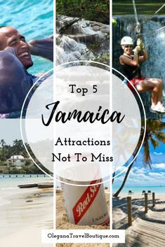Top 5 Attractions Not To Miss In Jamaica