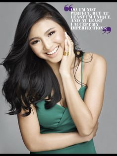 10 Things You Don't Know About Nadine Lustre, Cosmo Girl February 2015 | blog.buqo.ph