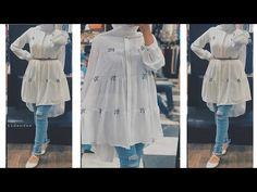 Abaya Fashion, Muslim Fashion, Fashion Dresses, Girls Dresses Sewing, Anarkali Kurti, Collar Designs, Couture, Frocks, Babys