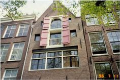 Ann Frank House -- Amsterdam