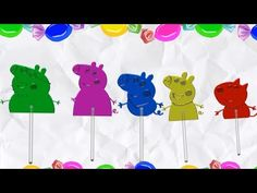 Peppa Pig Lollipop Family Finger | Nursery Rhymes and More Lyrics - RoRo Fun Channel Youtube  #Masha   #bear   #Peppa   #Peppapig   #Cry   #GardenKids   #PJ  Masks  #Catboy   #Gekko   #Owlette   #Lollipops  #MashaAndTheBear  Make sure you SUBSCRIBE Now For More Videos Updates:  https://goo.gl/tqfFEb Have Fun with made  by RoRo Fun Chanel. More    HOT CLIP: Masha And The Bear with PJ Masks Catboy Gekko Owlette Cries When Given An Injection  https://www.youtube.com/watch?v=KVEK6Qtqo9M Masha…