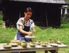 horezu ceramica - handmade
