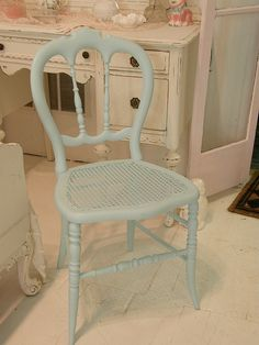 Love to paint old chairs