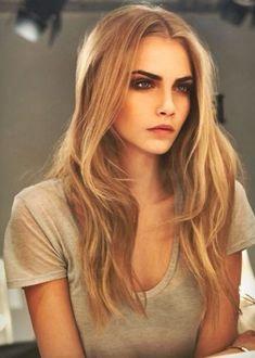 Top 100 Long Layered Haircuts | herinterest.com