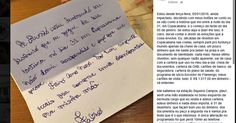 Vítima de furto no réveillon recebe R$ 967 de volta e carta de perdão
