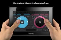Free Trail of Pacemaker for BlackBerry PlayBook