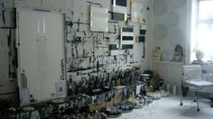 garage art studio - Google Search