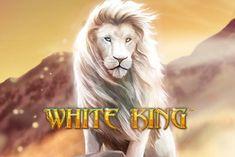 White king is de witte leeuw - de koning van Savanne. Speel met hem in the White King gokkast. Dit speel heeft Wild en Scatter Symbolen en Gratis Spins. Speel deze gokkast van Playtech in HEX Casino.