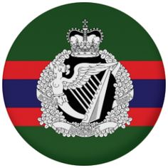 The Royal Irish Regiment (Inniskilling) and and Ulster Defence Regiment Conspicuous Gallantry Cross) (R IRISH) is aninfantry unit of the British Army. Military Units, Military History, British Army Regiments, Northern Ireland Troubles, Military Stickers, Army Life, Flags Of The World, United Kingdom, Irish