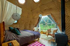 EcoCamp Suite Dome, in the heart of Torres del Paine #patagonia