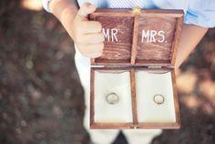 Caja personalizada para anillos