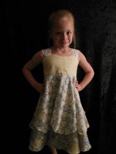The Arianna Dress Custom made by ChloizzysCloset on Etsy, $40.00