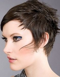 Short Punk Hairstyles for Women – Girls and Women Will Love Them