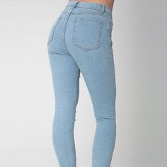 Selling this AA Pencil Jean ✨ in my Poshmark closet! My username is: catbanana. #shopmycloset #poshmark #fashion #shopping #style #forsale #American Apparel #Pants