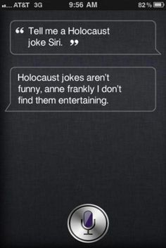 Repin---but I couldn't get my Siri to do this. Fits my (sometimes inappropriate) humor though.