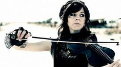 lindsey stirling radioactive - YouTube