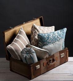 Furnishing fabrics by EMMECIA -  www.emmecia.it Ph. federicaraimondi.com #fabric #ideas #inspiration