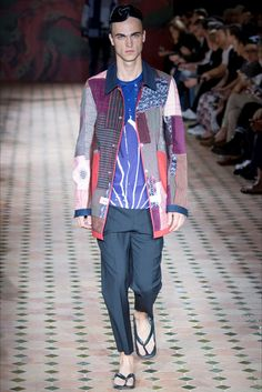 Junya Watanabe - Men Fashion Spring Summer 2015 - Shows - Vogue.it