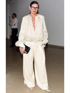 「ジェイ クルー」のCEO兼エグゼクティブ クリエイティブディレクター、ジェナ・ライオンズが魅せる今季のトレンドスタイルに注目。