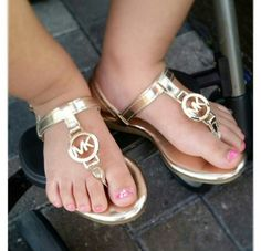 mk sandals, sandals, michael kors