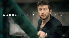 Brett Eldredge - Wanna Be That Song (Official)