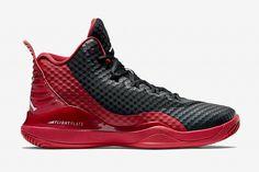 "Jordan Super.Fly 3 PO ""Uni Red & Black"""
