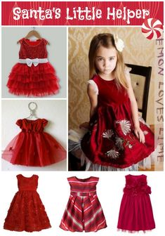holiday dresses for little girls #FOLLOWITFINDIT