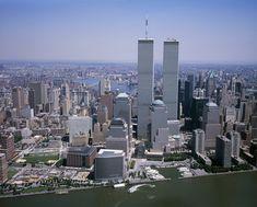 World Trade Center | Minoru Yamasaki Associates + Emery Roth & Sons