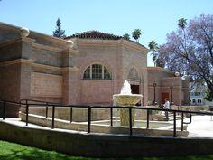 Lincoln Memorial - Redlands, CA