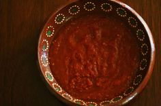 Simple Cooked Tomato Salsa (photo)