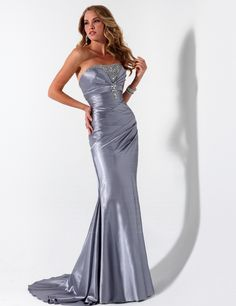 elegant prom dress in turquoise omg that would be perfect