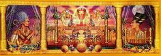 Puzzle Egypt Triptych 1000 Pieces Panorama