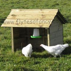 I'd like to make a feeding station like this.