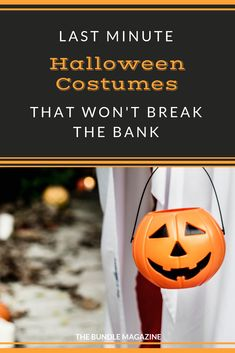 Check out these Last Minute Halloween Costumes That Won't Break the Bank for 10 affordable costume ideas and what you need to put them together! Last Minute Halloween Costumes, Bank Account, Costume Ideas, Check, Saving Bank Account
