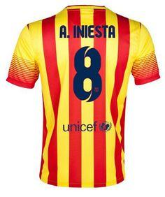 tenue de foot FC Barcelona online