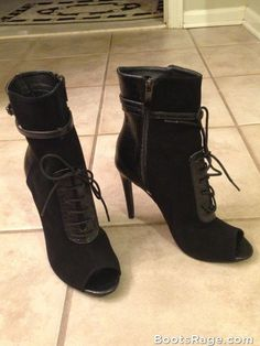 Express runway boots 2013 - Women Boots And Booties
