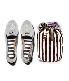 sole ambition loafers - leather loafers - designer women's footwear LOVE HENRI BENDLE