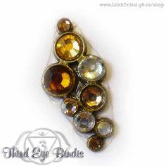 Bubbles - tribal bindi